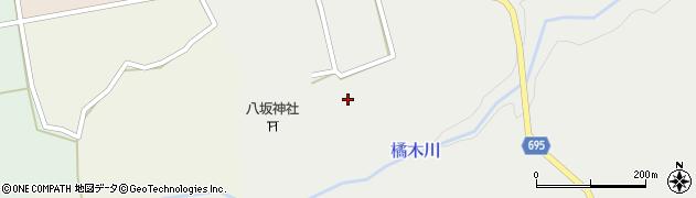 大分県竹田市荻町瓜作4871周辺の地図