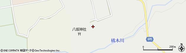 大分県竹田市荻町瓜作4869周辺の地図