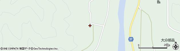 大分県佐伯市堅田2786周辺の地図
