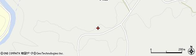 大分県竹田市次倉968周辺の地図