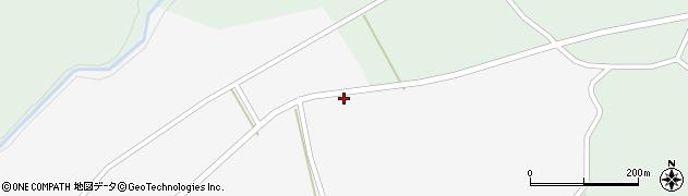 大分県竹田市荻町叶野1445周辺の地図