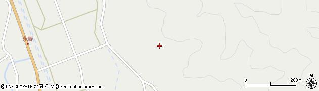 大分県佐伯市木立3111周辺の地図