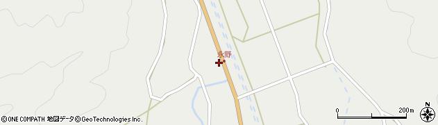 大分県佐伯市木立1936周辺の地図