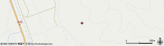 大分県佐伯市木立3457周辺の地図