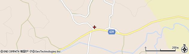 大分県竹田市田井110-2周辺の地図