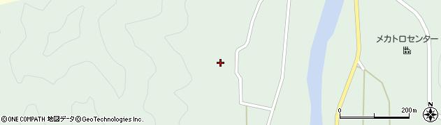 大分県佐伯市堅田2904周辺の地図