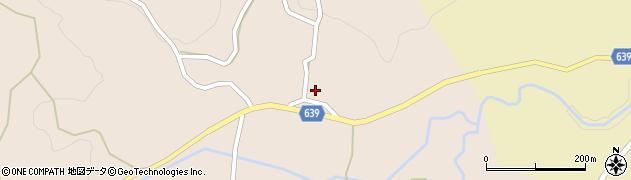 大分県竹田市田井47周辺の地図