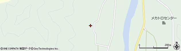 大分県佐伯市堅田2901周辺の地図