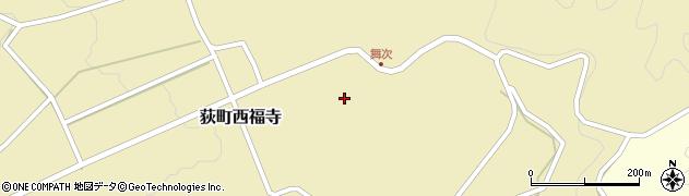 大分県竹田市荻町西福寺5941周辺の地図