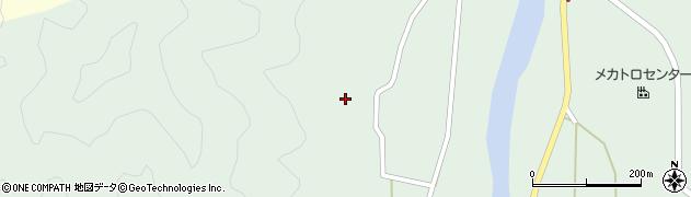 大分県佐伯市堅田2898周辺の地図
