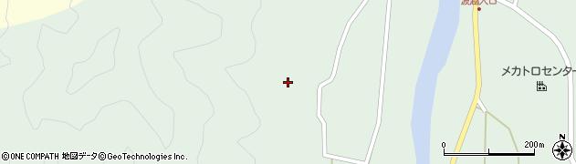 大分県佐伯市堅田2896周辺の地図