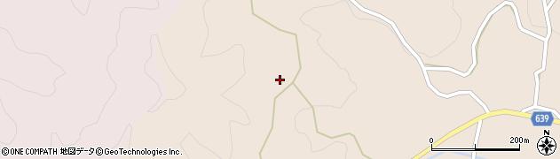大分県竹田市田井868周辺の地図