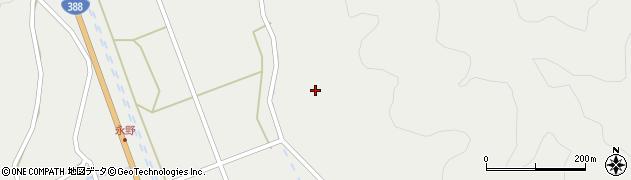 大分県佐伯市木立3435周辺の地図