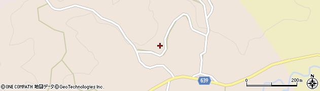 大分県竹田市田井118周辺の地図