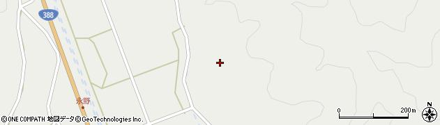大分県佐伯市木立3438周辺の地図