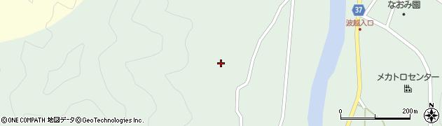 大分県佐伯市堅田2883周辺の地図