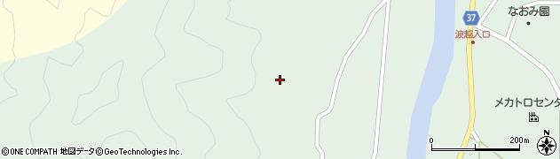 大分県佐伯市堅田2879周辺の地図