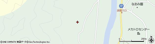 大分県佐伯市堅田2818周辺の地図