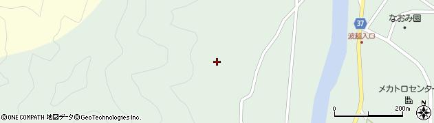 大分県佐伯市堅田2877周辺の地図