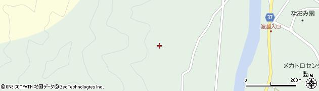 大分県佐伯市堅田2878周辺の地図
