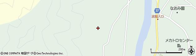 大分県佐伯市堅田2850周辺の地図