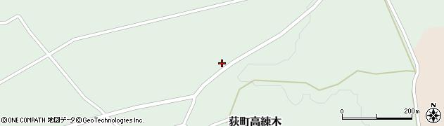 大分県竹田市荻町高練木2055周辺の地図