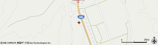 大分県佐伯市木立1987周辺の地図