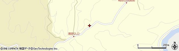 大分県竹田市荻町鴫田6482周辺の地図