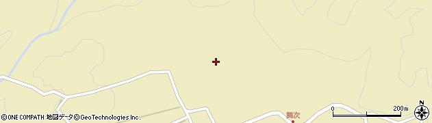 大分県竹田市荻町西福寺5393周辺の地図