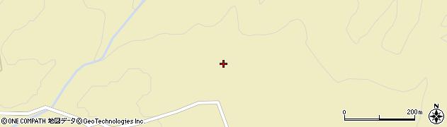 大分県竹田市荻町西福寺5352周辺の地図