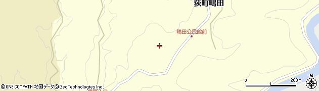 大分県竹田市荻町鴫田6496周辺の地図