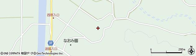 大分県佐伯市堅田4064周辺の地図