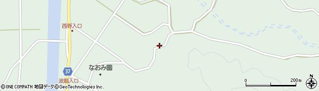 大分県佐伯市堅田4041周辺の地図