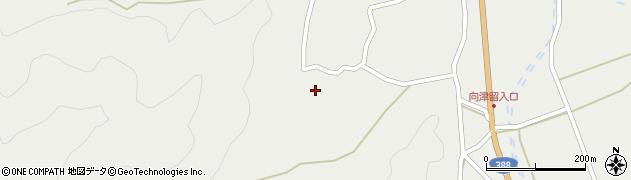 大分県佐伯市木立1643周辺の地図
