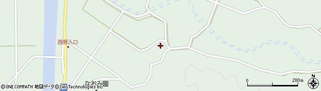 大分県佐伯市堅田4087周辺の地図