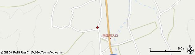 大分県佐伯市木立1608周辺の地図