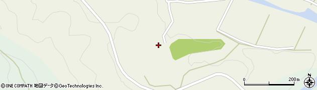 大分県佐伯市直川大字下直見528周辺の地図
