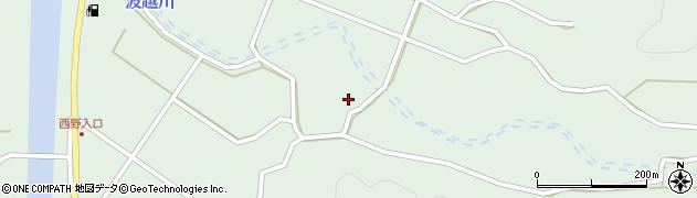 大分県佐伯市堅田4153周辺の地図