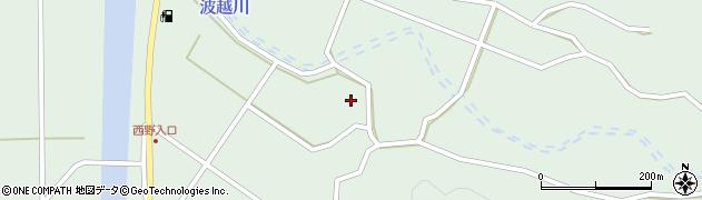 大分県佐伯市堅田4097周辺の地図