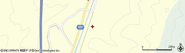 大分県佐伯市長谷2311周辺の地図