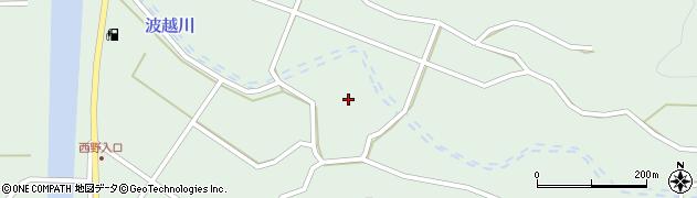 大分県佐伯市堅田4126周辺の地図