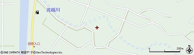 大分県佐伯市堅田4118周辺の地図