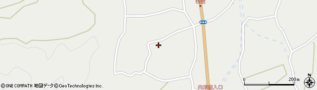 大分県佐伯市木立1584周辺の地図