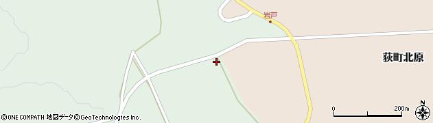 大分県竹田市荻町高練木5016周辺の地図