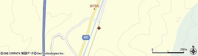 大分県佐伯市長谷2314周辺の地図