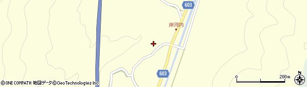 大分県佐伯市長谷4139周辺の地図