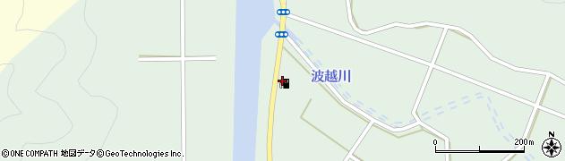 大分県佐伯市堅田3549周辺の地図