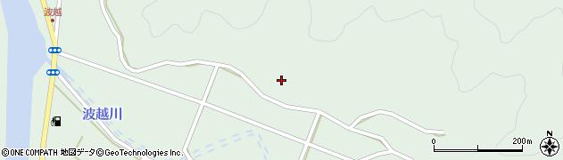 大分県佐伯市堅田4993周辺の地図
