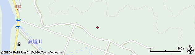 大分県佐伯市堅田4981周辺の地図