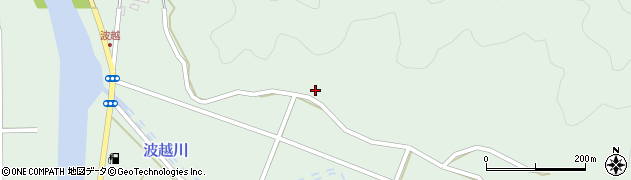 大分県佐伯市堅田5219周辺の地図